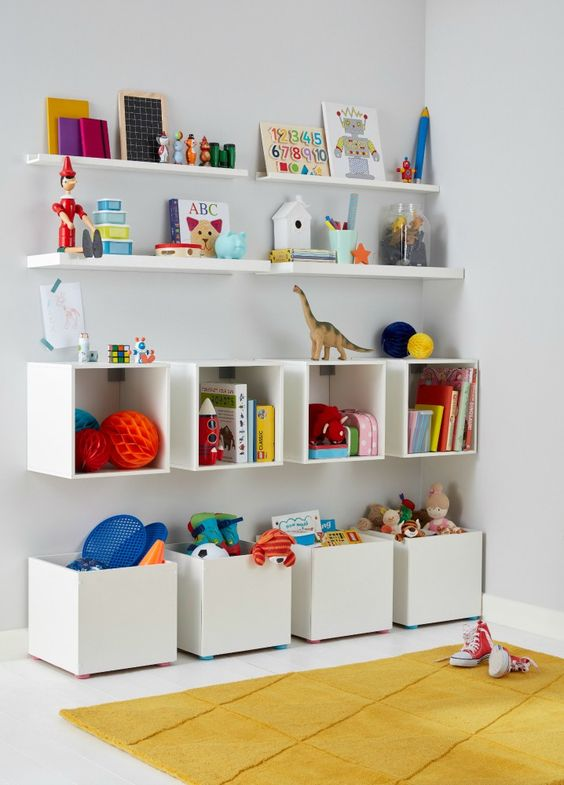 Self Storage Mount Eliza: Create a Playroom | Yuillies Rd Self Storage