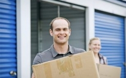 "A ""HOW TO"" IN PACKING A SELF STORAGE UNIT"