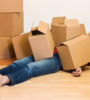 USE SELF STORAGE TO HELP WITH YOUR DIVORCE