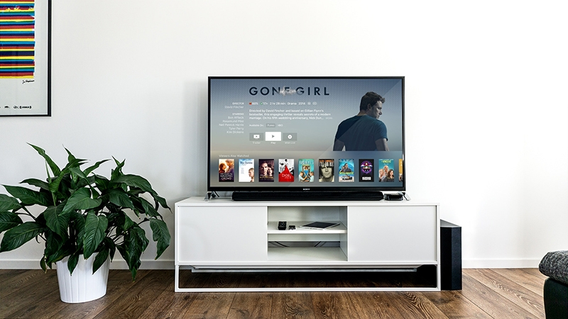 USE MORNINGTON SELF STORAGE TO CREATE A HOME ENTERTAINMENT CENTRE