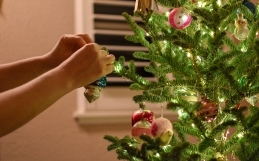 Storage and Christmas